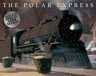 The Polar Express - Van Allsburg, Chris, and Neeson, Liam (Read by)