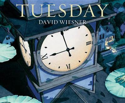 Tuesday - Wiesner, David