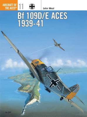 Bf 109d/E Aces 1939-41 - Price, Alfred