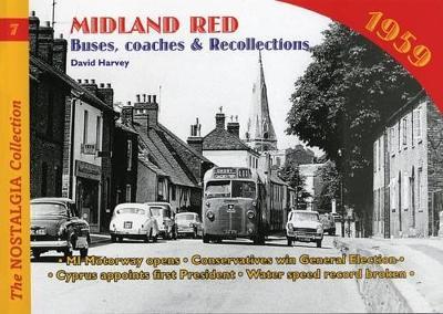 Midland Red: 1959 - Harvey, David