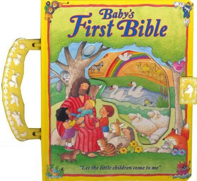 Baby's First Bible - Lloyd-Jones, Sally, and Tebbs, Victoria, and Maclean, Colin (Illustrator)