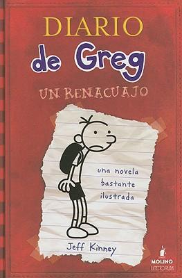 Diario de Greg, Un Renacuajo - Kinney, Jeff