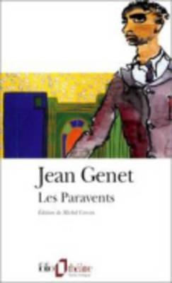 Les Paravents - Genet, Jean