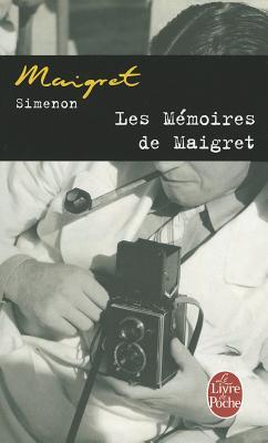 Les Memoires De Maigret - Simenon, Georges