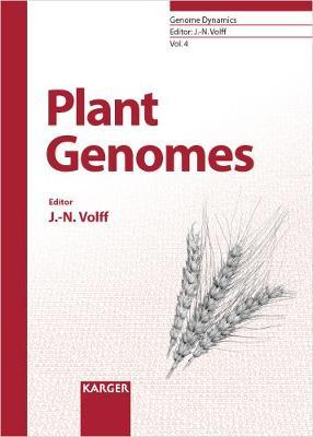 Plant Genomes - Volff, Jean-Nicolas (Editor)