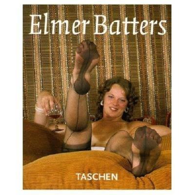 Elmer Batters I: Minibook x 20 - Batters, Elmer (Photographer)