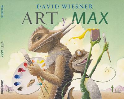 Art y Max - Weisner, David, and Wiesner, David