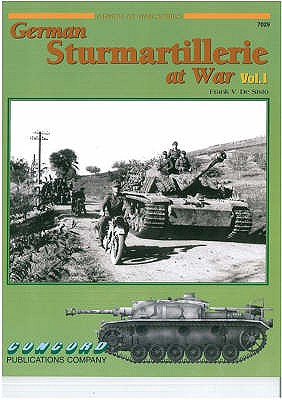 Sturmartillerie on Combat: Vol 1 - Anderson, Thomas