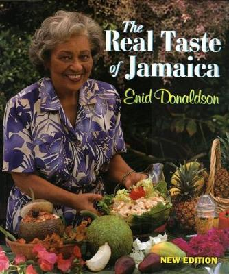 The Real Taste of Jamaica - Donaldson, Enid