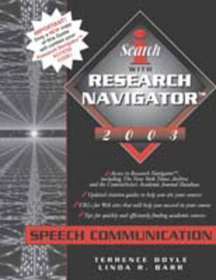 Isearch-- Speech Communication - Doyle, Terrence