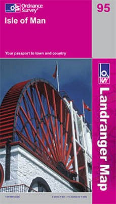 Isle of Man: Your Passport to Town and Country. [Made, Printed and Published by Ordnance Survey] - Great Britain Ordnance Survey