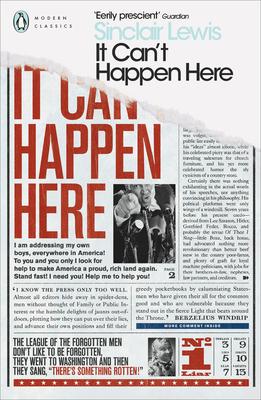 It Can't Happen Here - Lewis, Sinclair