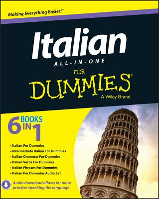Italian All-In-One for Dummies - Di Pietro, Antonietta, and Picarazzi, Teresa L, and Möller, Karen Antje