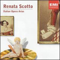 Italian Opera Arias - Renata Scotto (soprano)