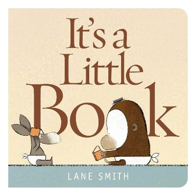 It's a Little Book - Smith, Lane