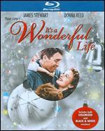It's a Wonderful Life [Colorized/B&W] [2 Discs] [Blu-ray]