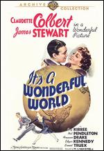 Its a Wonderful World - W.S. Van Dyke