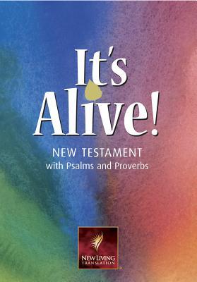 It's Alive!-Nlt: Coat Pocket New Testament - Tyndale House Publishers (Creator)