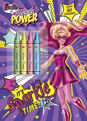 It's Sparkle Time! (Barbie in Princess Power) - Man-Kong, Mary