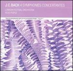 J.C. Bach: 4 Symphonies Concertantes
