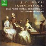 J.C. Bach: 6 Quintets