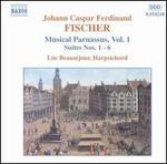 J.C.F. Fischer: Musical Parnassus, Vol. 1