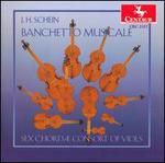 J. H. Schein: Banchetto Musicale