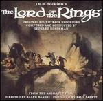 J.R.R. Tolkien's The Lord of the Rings [Original 1978 Soundtrack Recording] - Leonard Rosenman