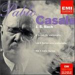 J.S. Bach: 6 Suiten für Violoncello