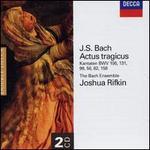 J.S. Bach: Actus tragicus - Cantatas BWV 106, 131, 99, 56, 82 & 158