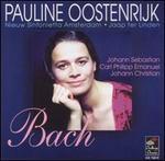 J.S. Bach, C.P.E. Bach & J.C. Bach: Oboe Concertos