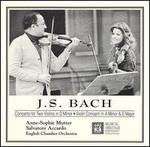 J.S. Bach: Concerto for Two Violins in D minor; Violin Concerti in A minor & E major