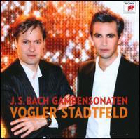 J.S. Bach: Gambensonaten - Jan Vogler (cello); Martin Stadtfeld (piano)