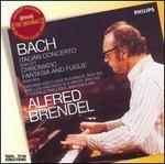 J.S. Bach: Italian Concerto BWV 971; Chromatic Fantasia and Fugue BWV 903