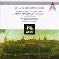 J.S. Bach: Notenbüchlein für Anna Magdalena Bach, Selection - Andrew Lawrence-King (organ); Andrew Lawrence-King (harp); Andrew Lawrence-King (double harp); Emily van Evera (soprano);...