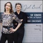 J.S. Bach: Six Sonatas for Violin and Piano