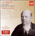 J.S. Bach: Six Suites for Solo Cello