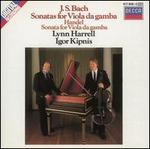 J.S. Bach: Sonatas for Viola da Gamba; Handel: Sonata for Viola da Gamba