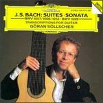 J.S. Bach: Suites BWV 1007, 1008, 1012; Soanta BWV 1005 - Transcriptions for Guitar