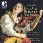 J.S. Bach: The Six Sonatas for Violin & Harpsichord, Vol. 1