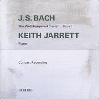J.S. Bach: The Well-tempered Clavier, Book I [Live, March 1987] - Keith Jarrett (piano)