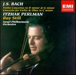 J.S. Bach: Violin Concertos in D minor & G minor; Concerto for Violin & Oboe in C minor