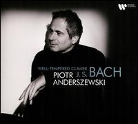 J.S. Bach: Well-Tempered Clavier - Piotr Anderszewski (piano)