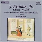 J. Strauss, Jr. Edition, Vol. 20