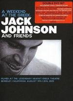 Jack Johnson: A Weekend at the Greek - Live in Japan