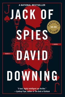 Jack of Spies - Downing, David