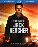 Jack Reacher [2 Discs] [Includes Digital Copy] [UltraViolet] [Blu-ray/DVD]