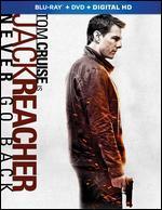 Jack Reacher: Never Go Back [SteelBook] [Blu-ray]