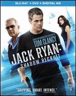 Jack Ryan: Shadow Recruit [2 Discs] [Includes Digital Copy] [Blu-ray/DVD]