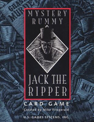 Jack the Ripper Card Game: 62 Cards - Fitzgerald, Mike (Creator)